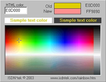 Find Color Codes Download This Tiny Little Desktop Program And Have A Rainbow Of HTML At Your Fingertips Its The Quickest Way To Just
